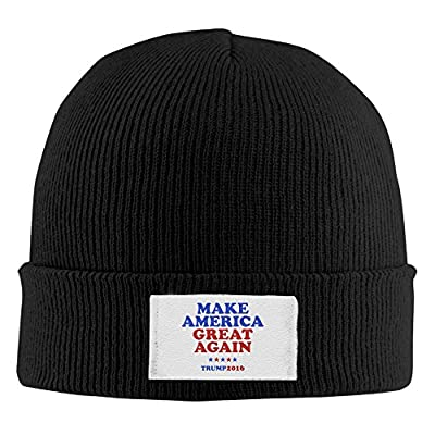 Woolen Make America Great Again Trump 2016 Slouchy Beanie