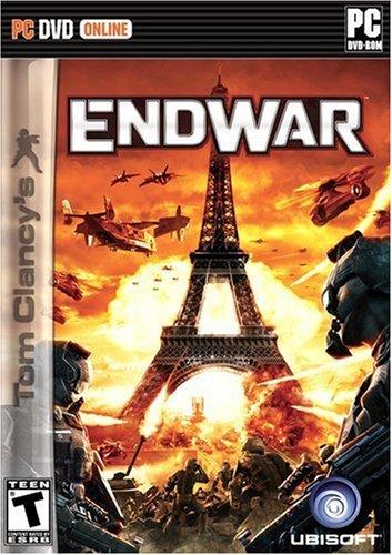 Tom Clancy's EndWar (Best Ps3 War Strategy Games)
