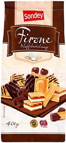 Sondey waffle mix (2 x 400g) - German product - Buy Online