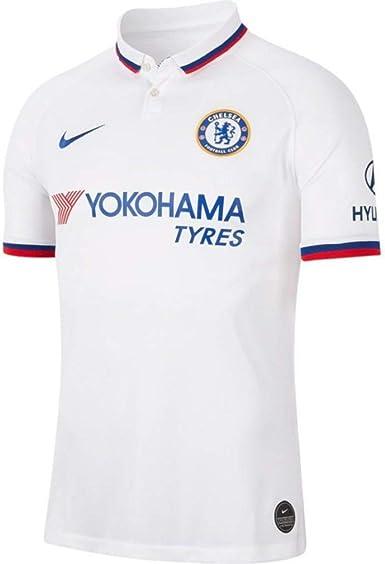 Amazon Com Nike Chelsea Away Soccer Men S Jersey 2019 20 Clothing