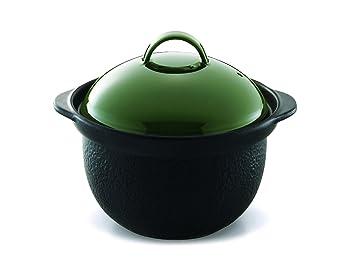 ふきこぼれにくい 深型土鍋 宴 (うたげ) 8号 (約24cm)