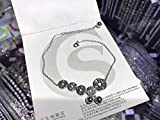 TKHNE Hong Kong is purchasing raw coins Fortune 925 sterling silver Foot Chain anklet bells women girls trend jewelry