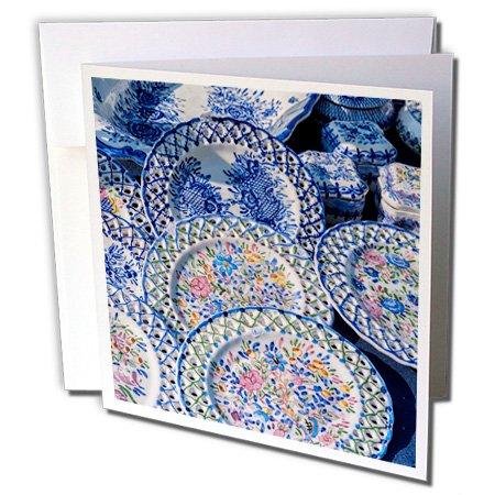 danita-delimont-pottery-portugal-oporto-portuguese-ceramics-for-sale-6-greeting-cards-with-envelopes