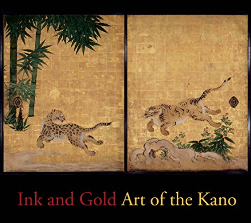 Ink and Gold: Art of the Kano - Art Edo Japanese Period
