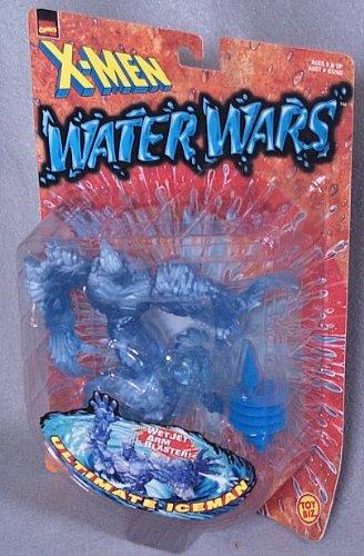 X-Men Water Wars Ultimate Iceman Action Figure (X-men Iceman)