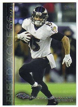 2015 Topps Field Access  67 Michael Campanaro Ravens NFL Football Card NM-MT fb7c55572