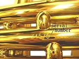 New Brass Flugel Horn w/Case.Approved+Warranty