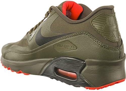 Nike Air Max 90 Ultra 2.0 Le Gs Ah7856-200, Boys' Sneakers, Green ...