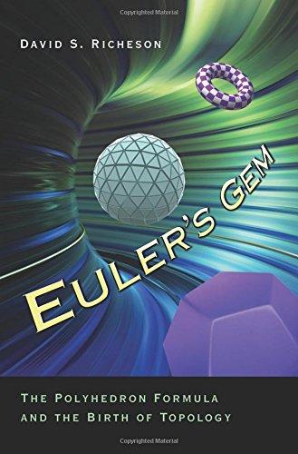 Eulers Gem Polyhedron Formula Topology product image