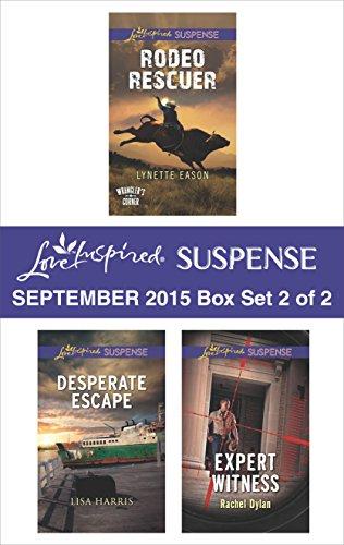 book cover of Love Inspired Suspense September 2015 - Box Set 2 of 2