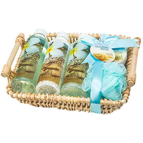 Oceanside-Breeze-Bath-Spa-Gift-Set-Woven-Basket