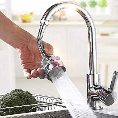 蛇口エアレーター キッチン水ドラゴンエアレーター、360度回転節水蛇口エアレーター、蛇口ノズルフィルターアダプター (サイズ : C)