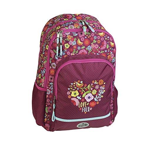 Busquets mochila escolar doble FOLK