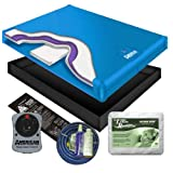 Product review for Motion Reduced Waterbed Mattress Kit - King