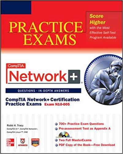 Comptia network certification practice exams exam n10 005 comptia network certification practice exams exam n10 005 comptia authorized 1st edition fandeluxe Gallery
