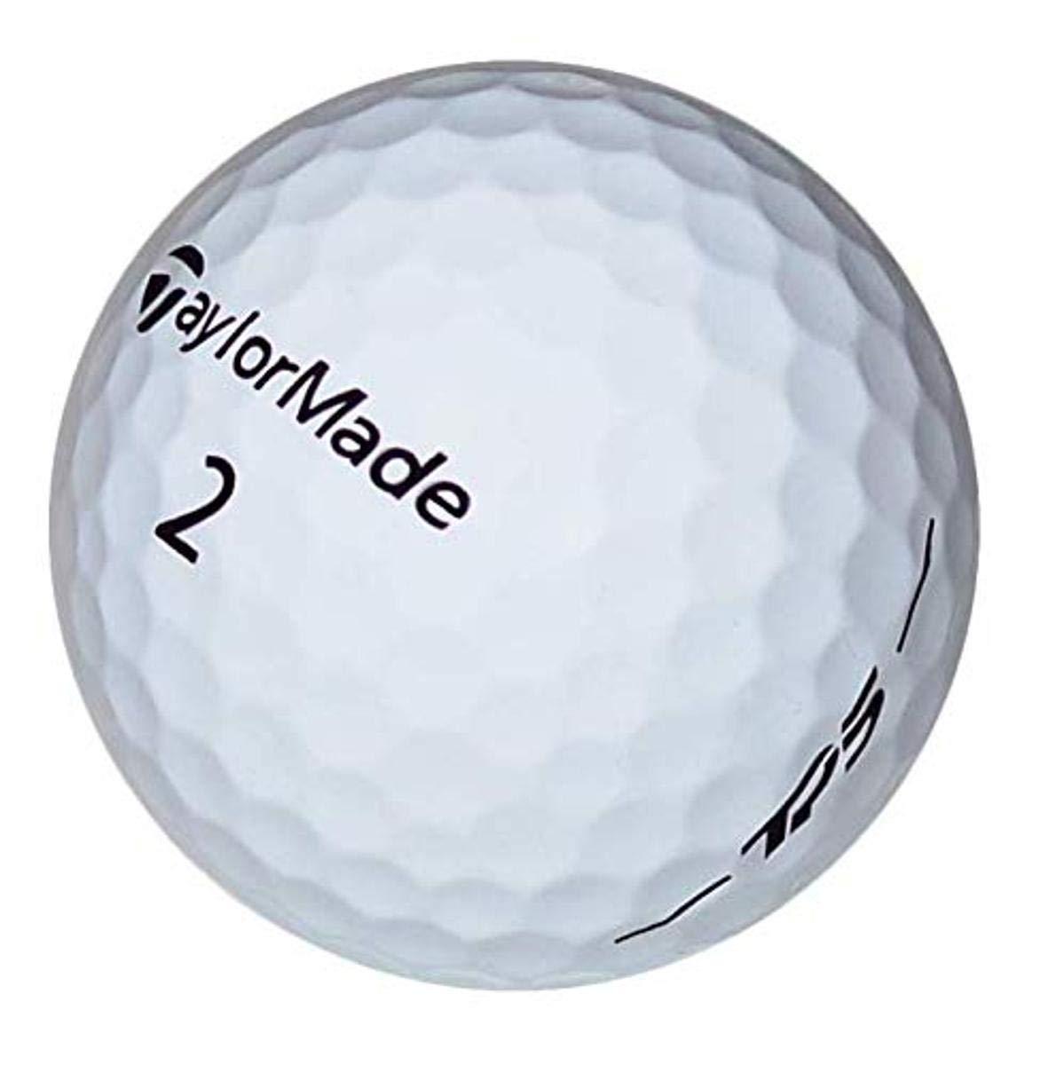 GolfBallHero Taylormade TP5 Refurbished Golf Balls (36 Pack)