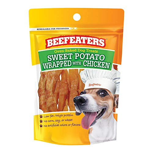 Beefeaters Sweet Potato Wrapped with Chicken
