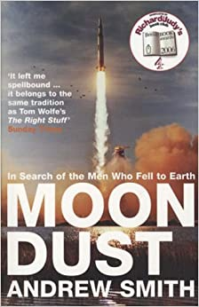 Book Moondust: In Search of the Men Who Fell to Earth