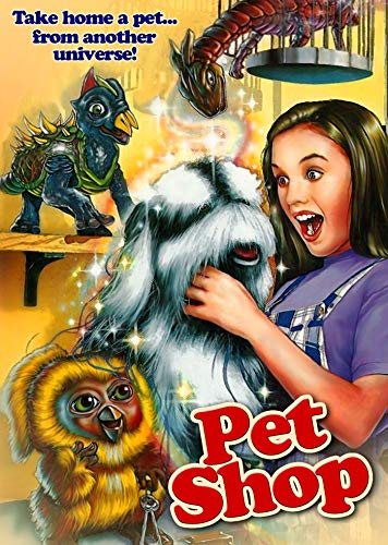 Pet Shop by Full Moon Features