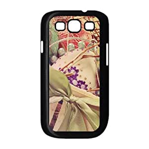 Vintage Easter Eggs Samsung Galaxy S3 9300 Cell Phone Case Black DIY gift pp001-6390884