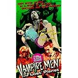Vampire Men of Lost Planet