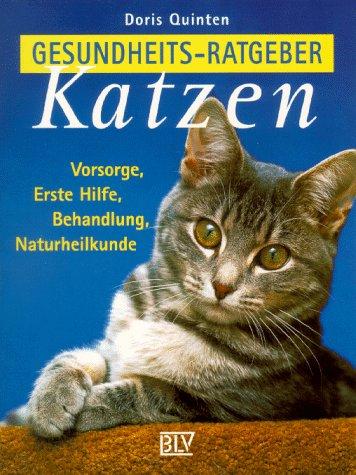 Gesundheits-Ratgeber Katzen