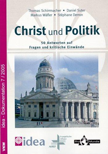Christ und Politik von Rainer Wagner