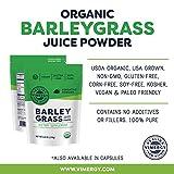 Vimergy USDA Organic Barleygrass Juice Powder