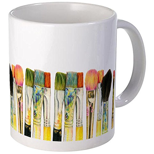 CafePress - ACEO Art Mug - Unique Coffee Mug, Coffee Cup