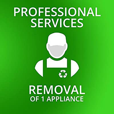 Professional Service Removal of 1 Appliance (Only Available with Valid Appliance Purchase)