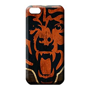 iphone 5c Shock Absorbing High-definition New Fashion Cases phone cover shell chicago bears