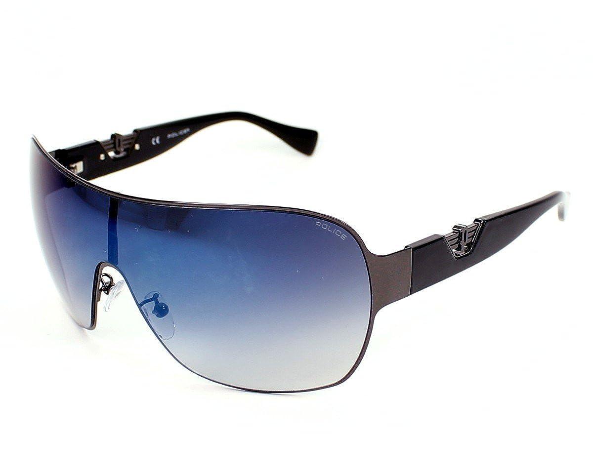 Police メンズ Hero 2 S8765 568X カラー: ブラック B00BBT086K