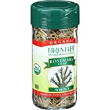 Frontier Herb Btl Rosemary Leaf Whl Org