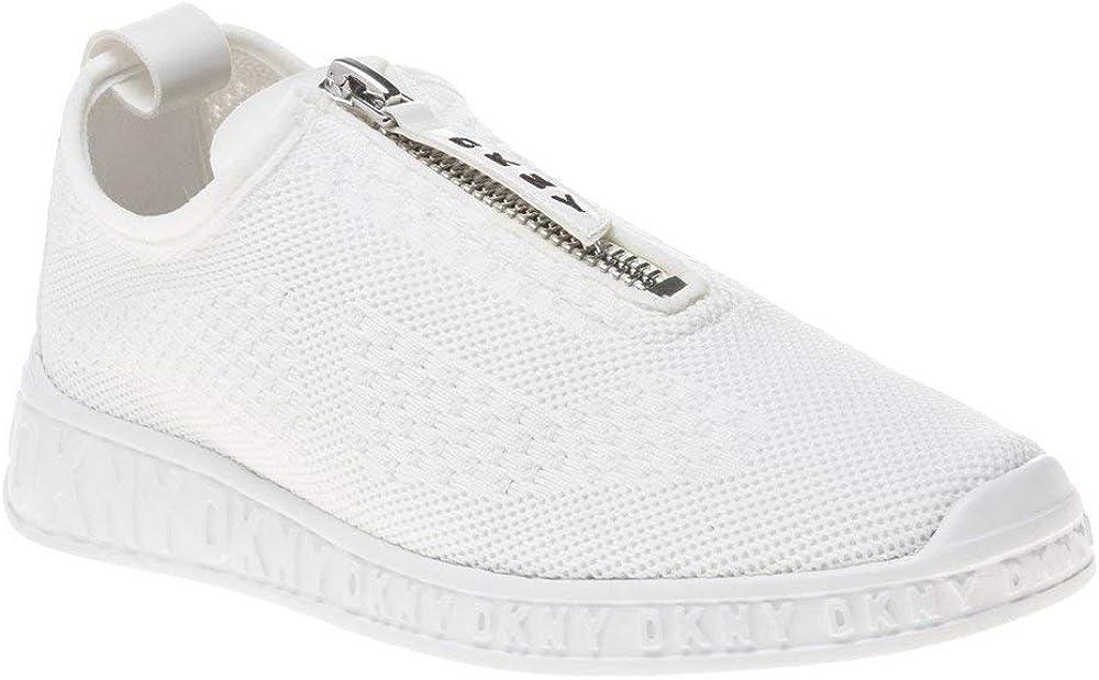 Dkny Melissa Mujer Zapatillas Blanco