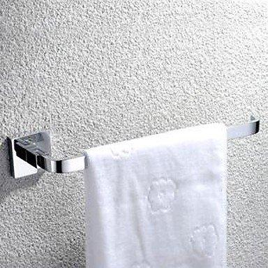 ¿Bad-accesorios de acero inoxidable para colgar toallas, Badzubeh? R: Amazon.es: Hogar