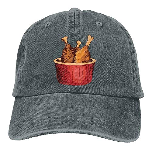 Skull Hats Denim Cowgirl Sport Cowboy Cap Chicken Turkey Men Hat Legs Women For DEFFWB AwqXIvX