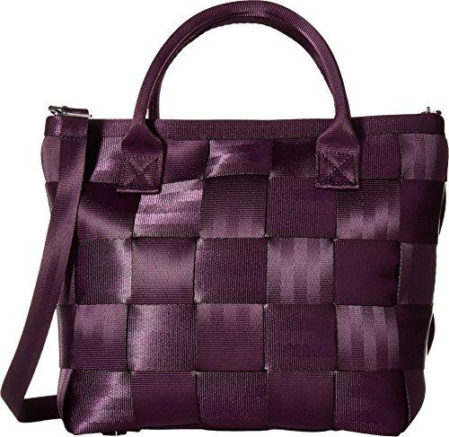Harveys Seatbelt Bag Women's Crossbody Tote Blackberry Handbag by Harvey's