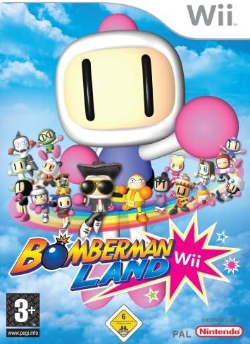 Wii Juegos Bomberman Land: Amazon.es: Electrónica