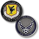 Kadena Air Base, Okinawa, Japan Challenge Coin