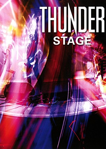 DVD : Thunder - Thunder - Stage (live) (DVD)