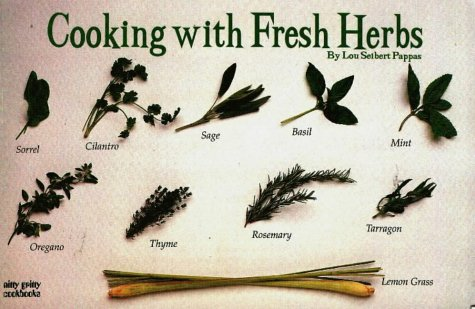 Cooking With Fresh Herbs (Nitty Gritty Cookbooks)