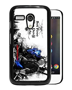 Fashionable And Unique Designed Case For Motorola Moto G Phone Case With Devil May Cry 03 Black