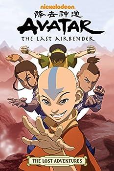 Avatar: The Last Airbender — The Lost Adventures by Aaron Ehasz (Author), Josh Hamilton (Author), Tim Hedrick (Author), Dave Roman (Author), J. Torres (Author), Joaquim Dos Santos (Illustrator)