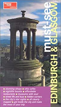 Must-See Edinburgh & Glasgow (Must-See Guides) 1841570680 Book Cover