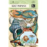 K&Company Tim Coffey Travel Die-Cut Cardstock