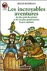 Les incroyables aventures du plus petit des pirates et de son plus grand ennemi, le gros capitaine par Rodrian