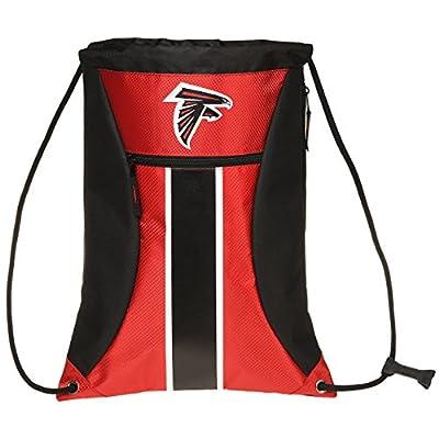 NFL Big Stripe Zipper Drawstring Backpack