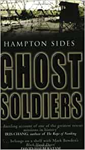 Book report ghost soldier