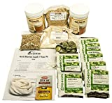 North Mountain Supply 7 Hops IPA Recipe Ingredient Kit - with Step-by-Step Instructions