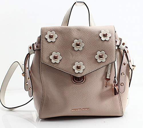 ebcf003c1132 0b8d2 918ed  sale galleon michael michael kors bristol small backpack soft pink  light cream floral 69904 d1af3
